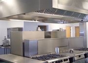 Task Kitchen Hygiene floors walls and canopies