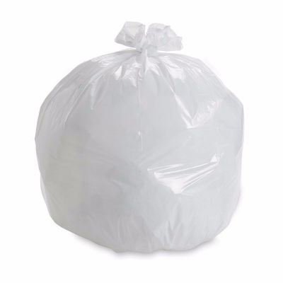 SACKS Square Bin Liners Heavy Duty