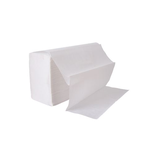 HAND TOWELS White Z Fold 1 Ply (3600)