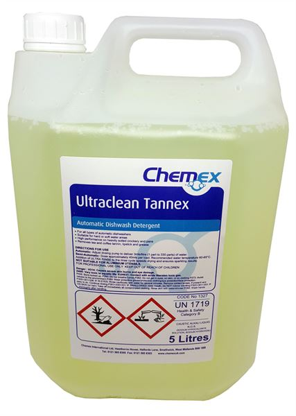 Ultraclean Tannex 5 litre 1327005