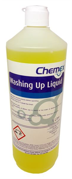 Washing Up Liquid 1 litre 1312001