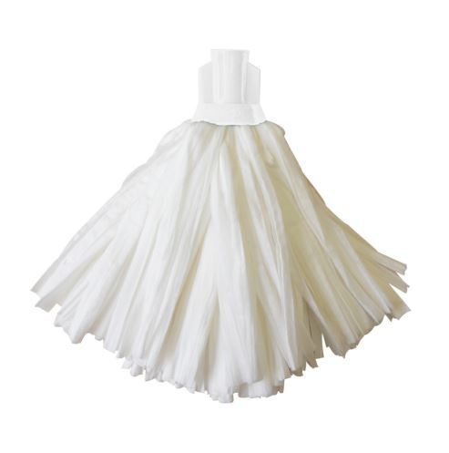 MP116 - White disposable Mop Head