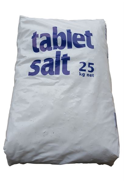 1326001 Salt tablets 25kg c and x